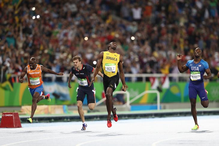 Usain Bolt 2016 ()