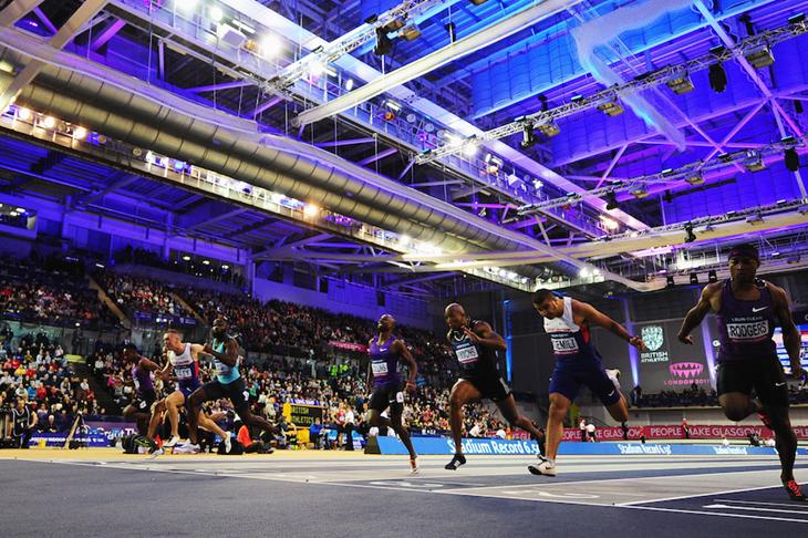 Glasgow Indoor 60m 2016 ()