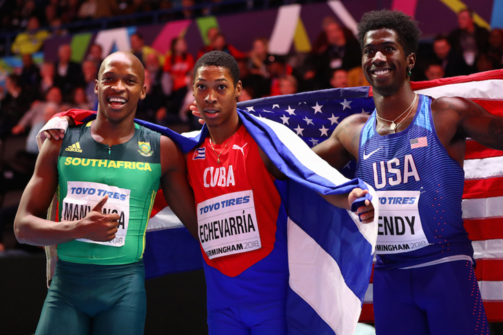 Long Jump Medalists Wrap 2 ()