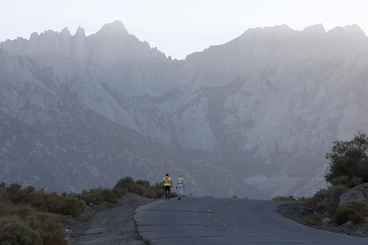 Mountain Running ()