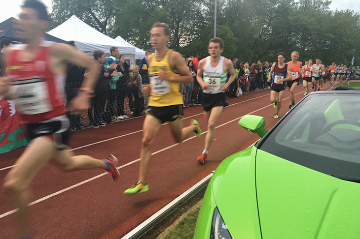 Highgate Night of 10,000m PBs (SPIKES)