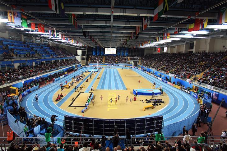 Ataköy Athletics Arena, Istanbul ()