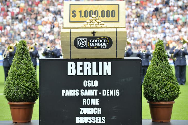 Golden League Berlin ISTAF ()