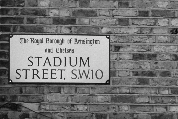 Stadium Street ()