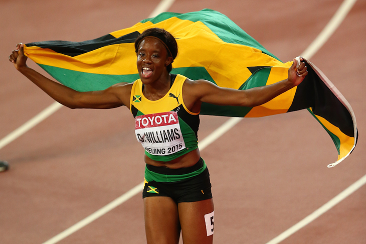 Danielle Williams Beijing Celebrations SPIKES ()