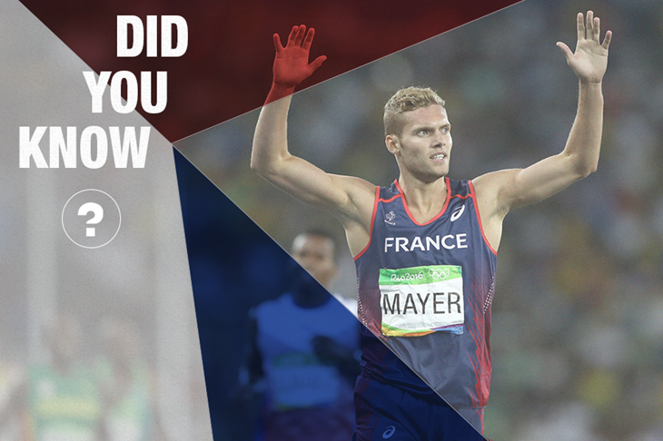 Did You Know Kevin Mayer ()
