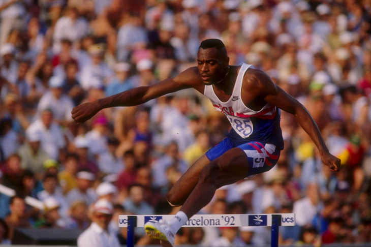 Kevin Young Barcelona 92 ()