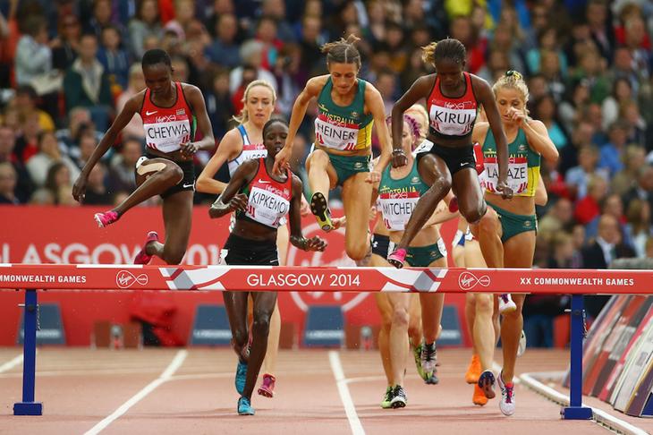 Madeline Heiner Commonwealth Games ()