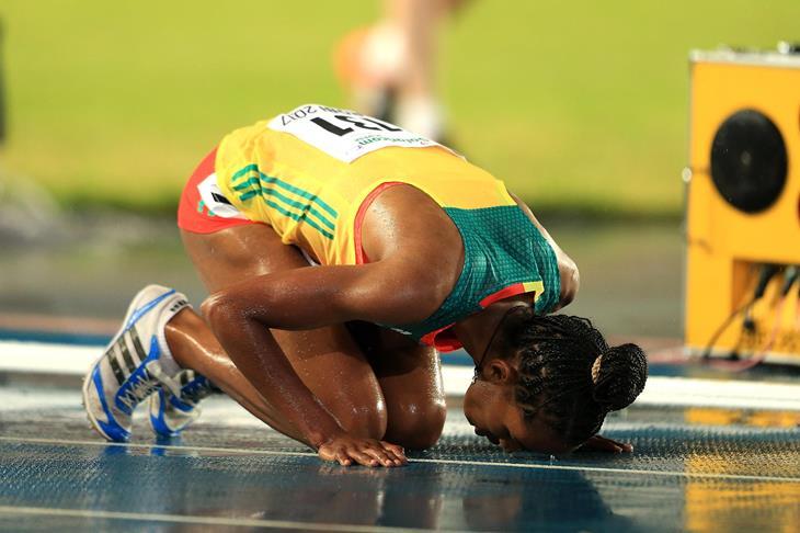 3000m champion ()