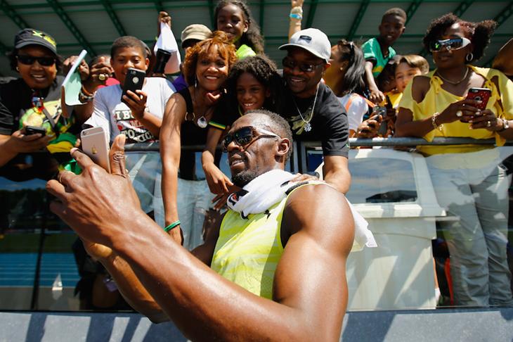 Usain Bolt ()