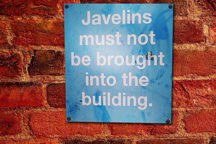 Javelins Indoor ()