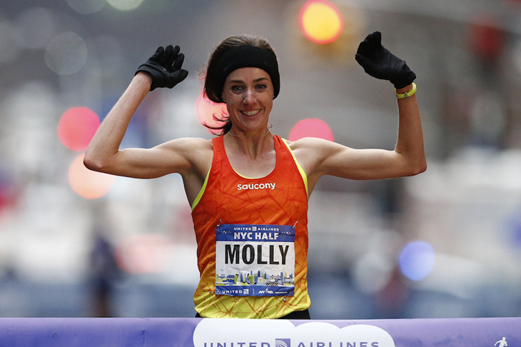 Molly Huddle ()