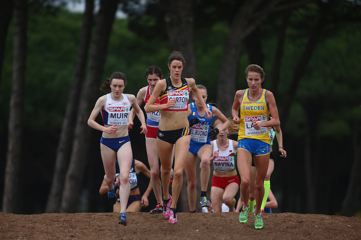 Laura Muir Cross Country ()