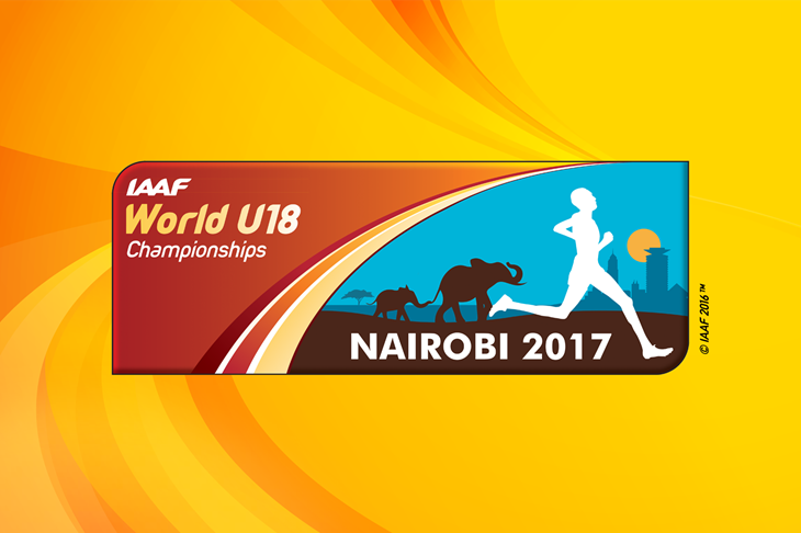 Territories with access to live stream – IAAF World U18