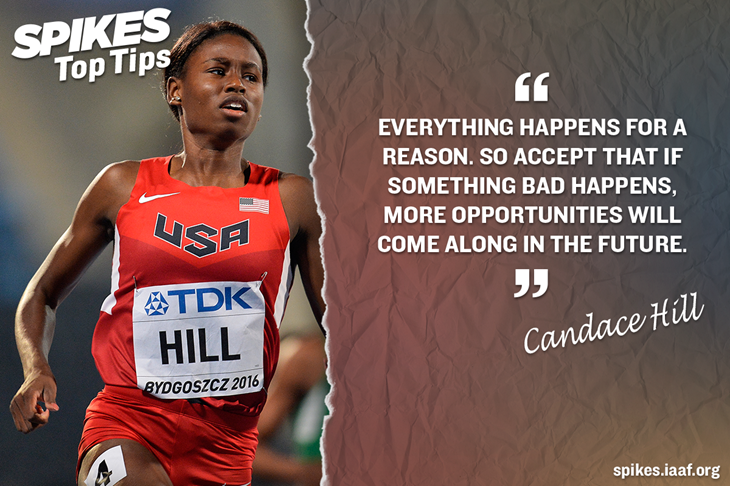 Candace Hill's Top Tips ()