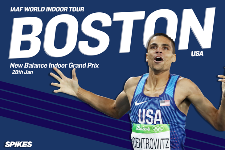 World Indoor Tour 2017 Boston ()