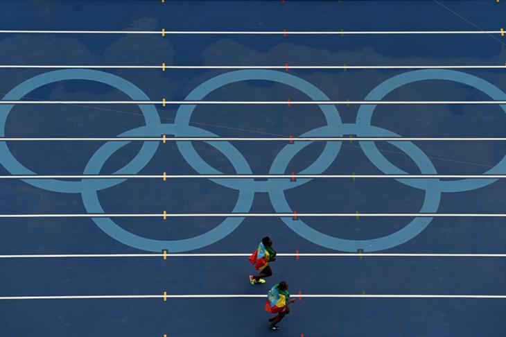 Rio 2016 Wrap Cover ()