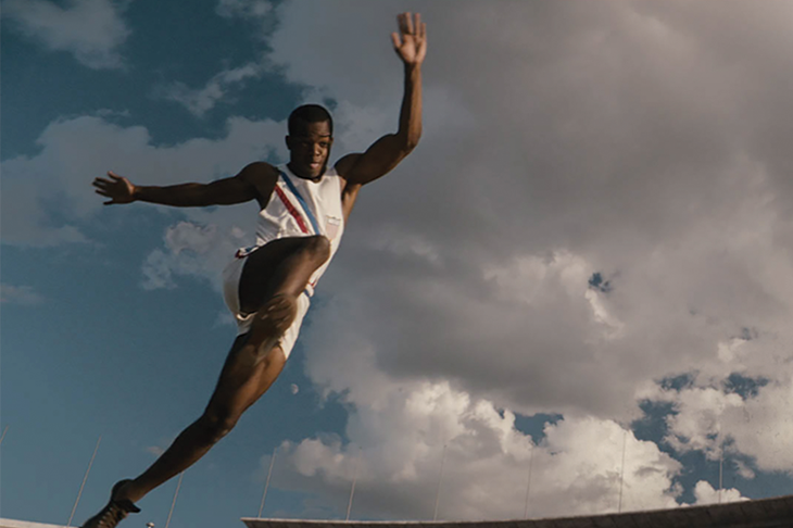 Stephan James stars as Jesse Owens in Stephen Hopkins' RACE (Focus Features)