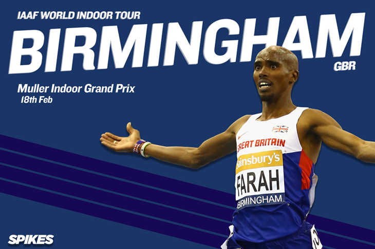 World Indoor Tour 2017 Birmingham ()