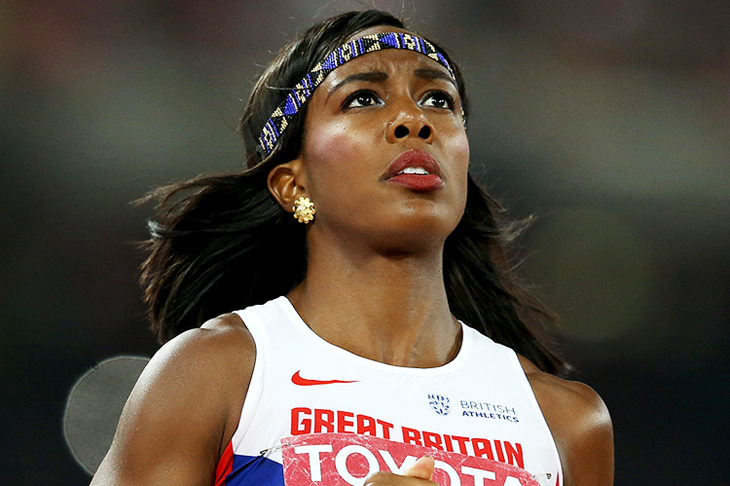Tiffany Porter at the IAAF World Championships Beijing 2015 (Getty Images)