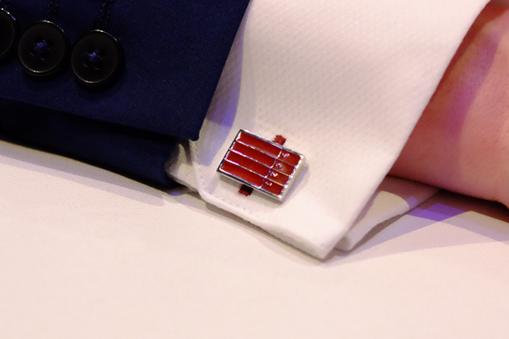 Jon Mulkeen's Cuff Links ()