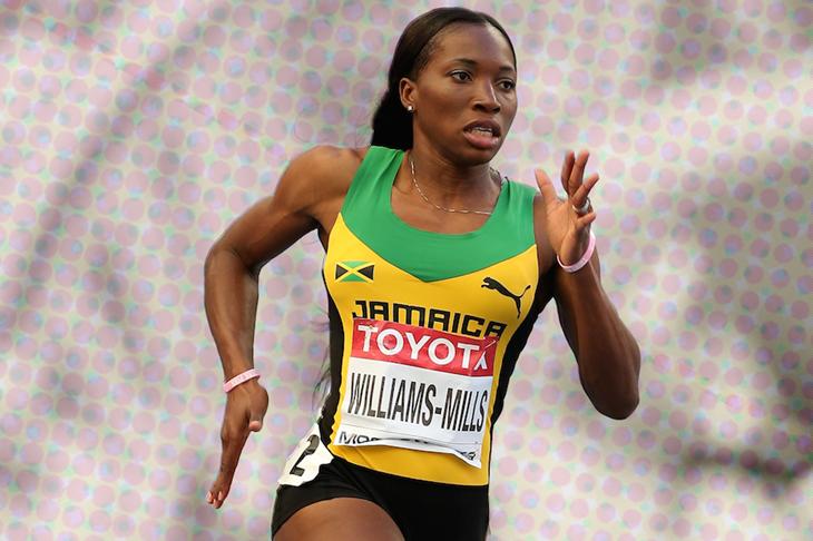 Novlene Williams-Mills ()