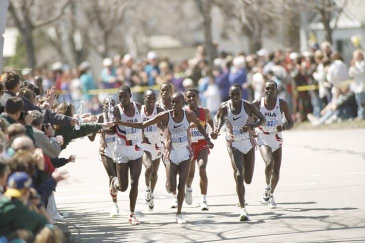 Boston Marathon 1996 ()