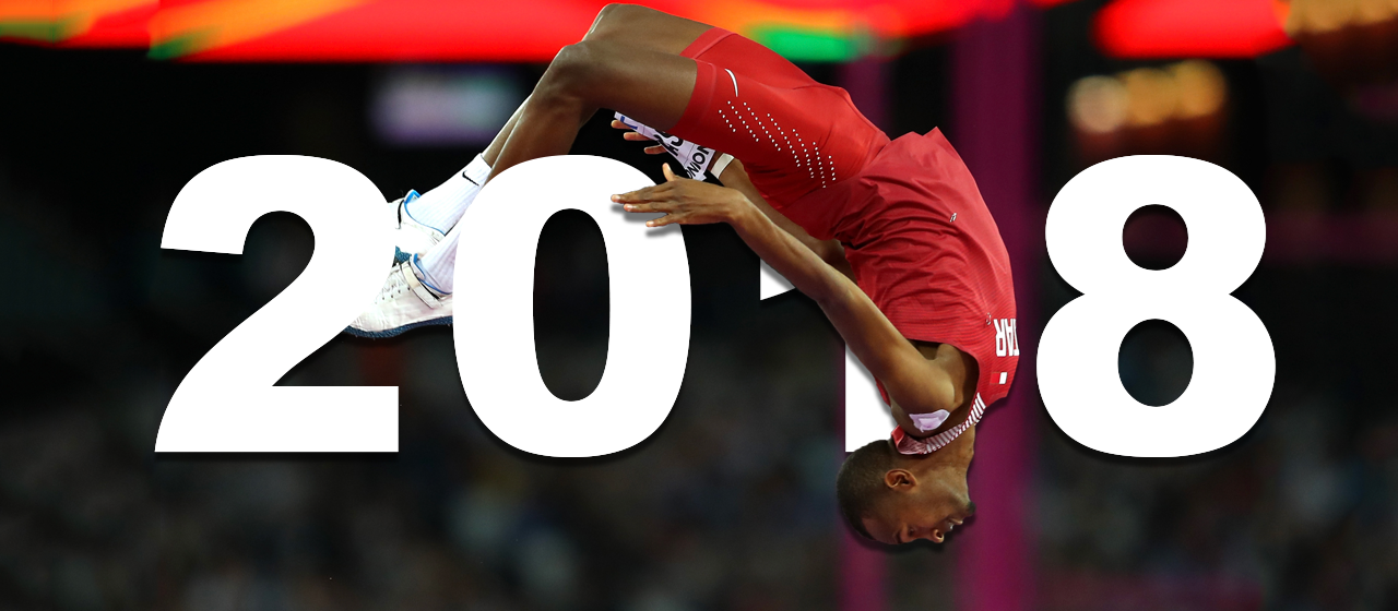 2018 Preview Mutaz Barshim (Getty Images / SPIKES)