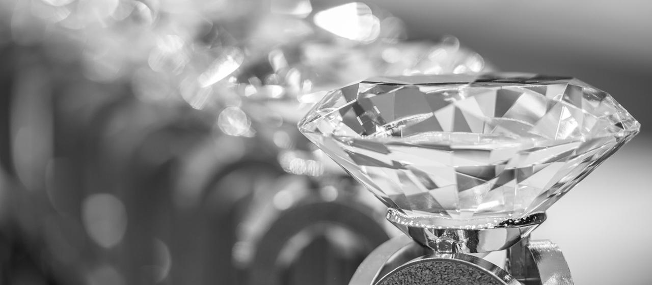 Diamond League Trophies (Getty Images)
