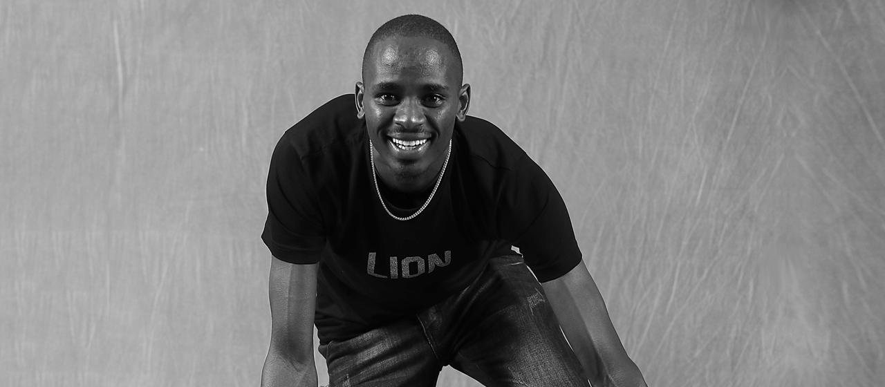 Elijah Manangoi at the IAAF Athletics Awards Press Points (Giancarlo Colombo for the IAAF)
