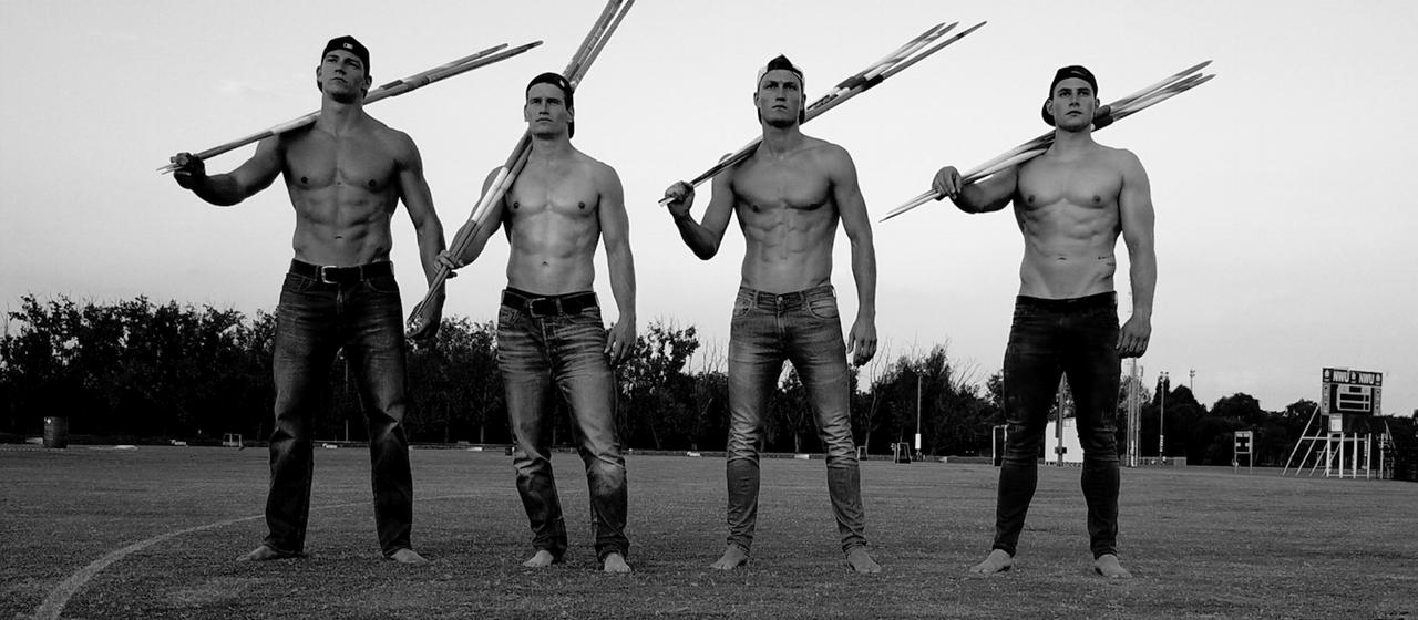 German Javelin Throwers – New Unlimited (Thomas Rohler)
