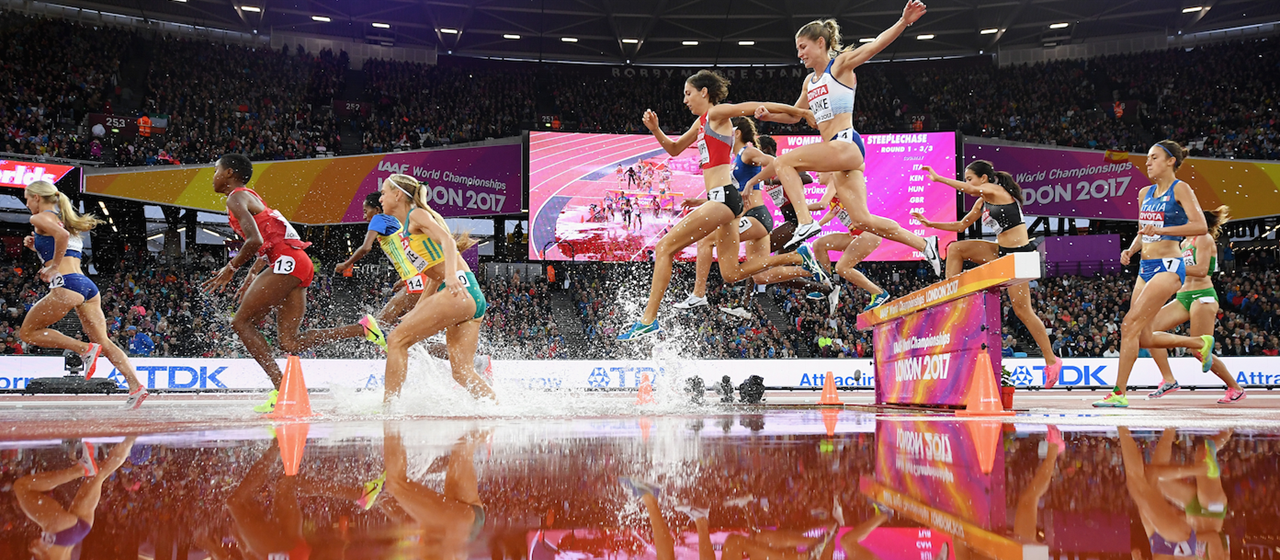 Women's 3000m steeplechase qualifiers  (Getty Images)
