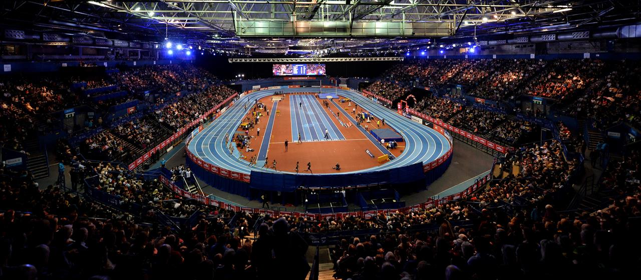 The Road to the IAAF World Indoor Championships in Birmingham (Getty Images)