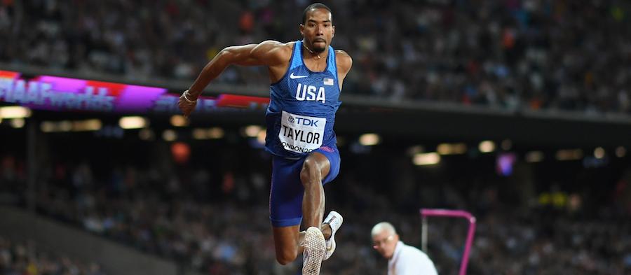 Christian Taylor Can't Half Triple Jump 2 ()