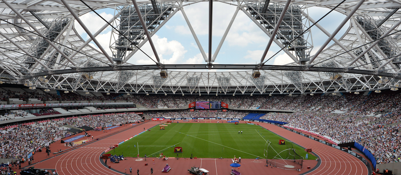 A view of the London Stadium (Getty Images)