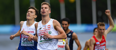 Marcin Lewandowski competes at the European Team Championships in Lille (Getty Images)