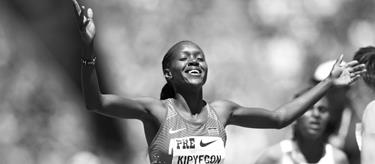 Faith Kipyegon ()