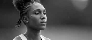 Natoya Goule at the Birmingham Diamond League (Getty Images)