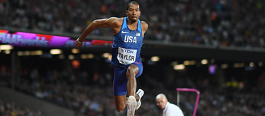 Christian Taylor Can't Half Triple Jump 2 ()