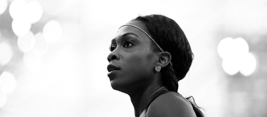 Cindy Ofili competes at the 2016 London Diamond League  (Getty Images)