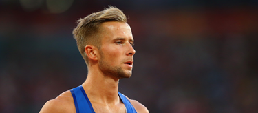 Rasmus Mägi at the 2015 Beijing World Championships ()