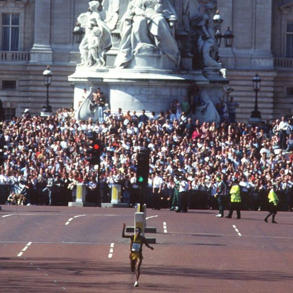 Дионисио Церон Лондон 1996