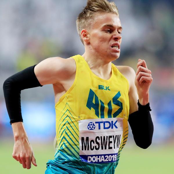 Stewart McSweyn